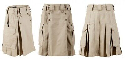 Combat Cargo Uniform Battle Utility Kilt Combat Duty Kilt unique