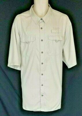 Field And Stream Smart Cool Fishing Shirt.  2Xl.  Polyester.  219