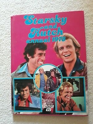 STARSKY AND HUTCH ANNUAL 1978 uncliped