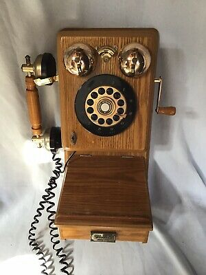 Classic Museum Series Telephone Wall hanging