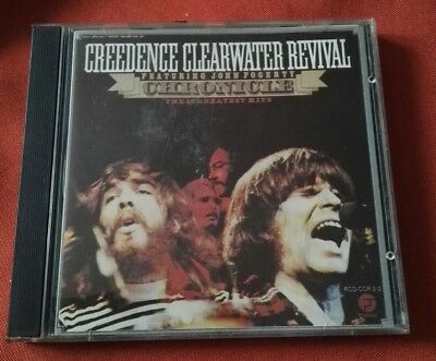 CREEDENCE CLEARWATER REVIVAL - Chronicle Vol. 1