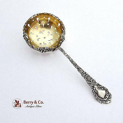 Louvre Sugar Sifter Sterling Silver Wallace Silversmiths 1893