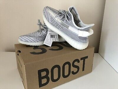 pretty nice ef9e8 b6e08 Adidas Yeezy Boost 350 V2 Static Size UK 8,5 BNWT Never Worn Sold Out