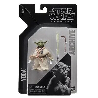 Star Wars | The Black Series Archive | Yoda | 6-Inch Action Figure