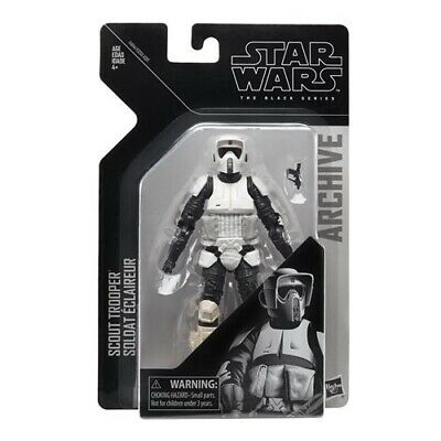 Star Wars | The Black Series Archive | Scout Trooper | 6-Inch Action Figure