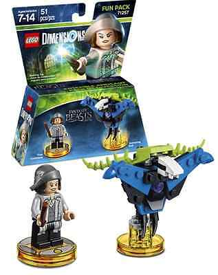LEGO Dimensions Fantastic Beasts Tina Goldstein Fun Pack 71257 Minifigure BNIB
