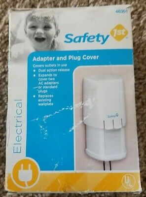 Safety 1st ~ Electrical Adapter and Plug Cover