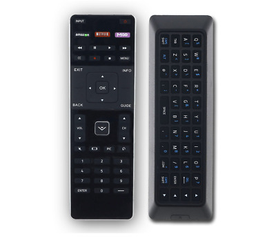 New Replace remote XRT500 for VIZIO Smart TV with keyboard mgo
