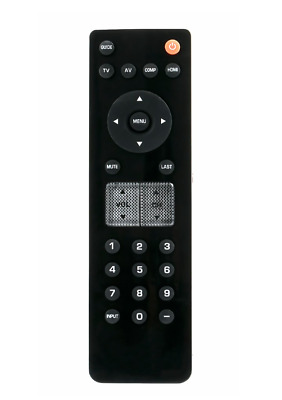 New Replacement Remote VR2 for Vizio TV VR4 VL260M VL370M VO320E VO370M VO420E