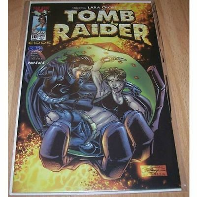 Tomb Raider (1999) #10...Published January 2001 by Image