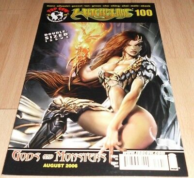 Witchblade (1995) #100A...Published Aug 2006 by Image
