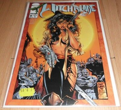 Witchblade (1995) #9 Variant Cover...Published Sep 1996 by Image