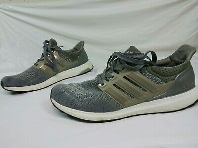 f4b082f7ab65d ADIDAS ULTRA BOOST 1.0 Wool Grey Size 10 Pre-Owned -  183.99