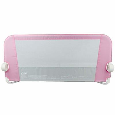 Lindam Easy Fit Bed Guard (Pink)