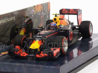 Red Bull RB12 GP Germany 2016 3rd Place Max Versta 1:43 MINICHAMPS 417160833