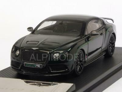Bentley Continental GT3R 2015 Cumbrian Green 1:43 ALMOST REAL 430405