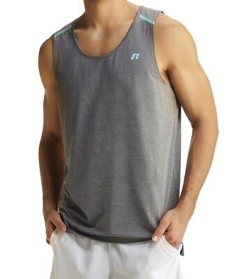 6ca91d04c1f101 RUSSELL MEN S LONG Sleeve Performance Tee Size Small 34-36 -  12.78 ...
