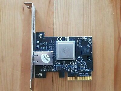 StarTech ST10000SPEX 1 Port PCIe x4 10 Gigabit Ethernet Network Card RRP: $495