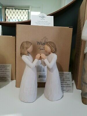 NEW Willow Tree Sister's By Heart
