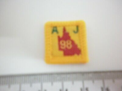 Western Australian AJ98 Jamboree Contingent  issued LIMITED Edition scout Badge