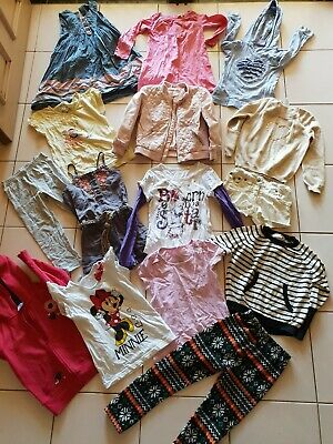 Girls Bulk Bundle Of Size 4 And 5 Clothes