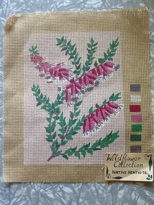 Cute Tapestry Canvas From Wildflower Collection 'Native Heath'