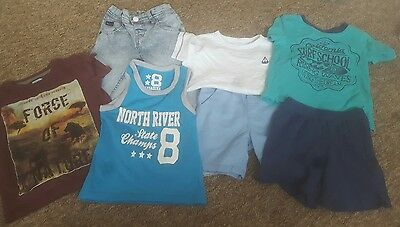 bundle baby boys toddler Next jeans tops shorts age 2-3