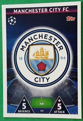 Topps Match Attax Champions League 2018-2019 Card No. 145