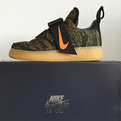 Details about Nike Carhartt Air Force 1 Utility Low Premium WIP Size UK 6 EU 39