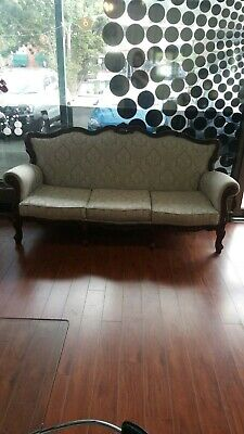 Antique Vintage 3 Seater Couch