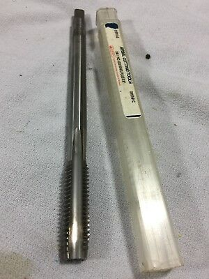 """Regal 5/8-11 Straight 4 Flute Gh3 Plug Tap 8"""" Extended Length Extension Tap"""