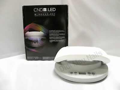 Curing Led Gelshellac Lamp 3c Technology Nail Cnd Polish Light nO0wPk
