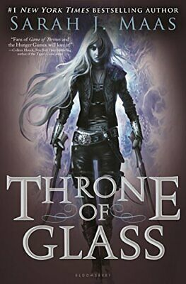 NEW - Throne of Glass by Maas, Sarah J.