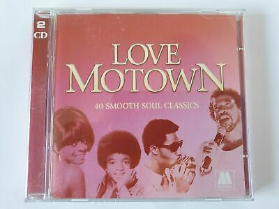 Various Artists -  Love Motown   NEW/NOT SEALED  DOUBLE CD SET..SEE AD BELOW.