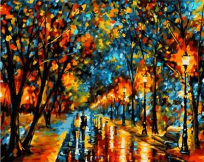 When Dreams Come True by Leonid Afremov - Van-Go Paint-By-Number Kit