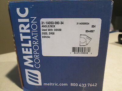 "Meltric 31-1A053-080-34 DSN20 Angle Box 3/4"" NPT (NEW)"