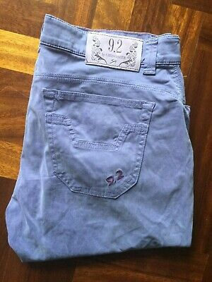 5fce574ab4 PANTALONE CARLO CHIONNA 9.2 Uomo Pants Trousers Made In Italy Size ...