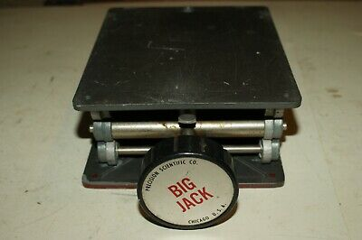 "Precision Scientific Big Jack 6""x 7.25' Lab 100 lb. Capacity"