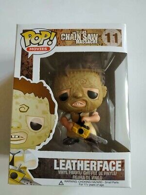 Figurine Funko POP! Movies The Texas Chainsaw Massacre 11 Leatherface