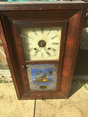 Old Vintage Wall Clock