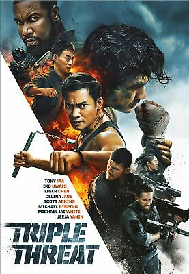 Triple Threat [DVD]