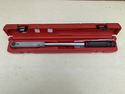 Britool EVT1200A 1/2-inch Torque Wrench Drive 25 -135 Nm