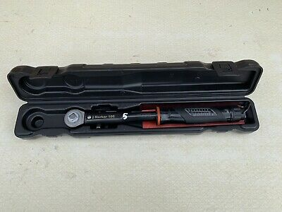 Norbar 100 Torque Wrench Dual Scale 1/2 Inch Drive  20-100Nm