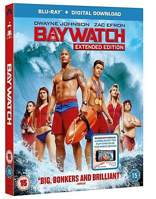 Baywatch (with Digital Download) [Blu-ray]