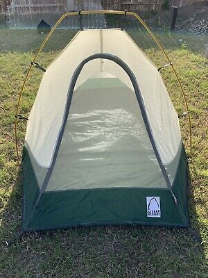SIERRA DESIGNS ECLIPSE CD Backpacking & Camping Tent VGC Clean Easy