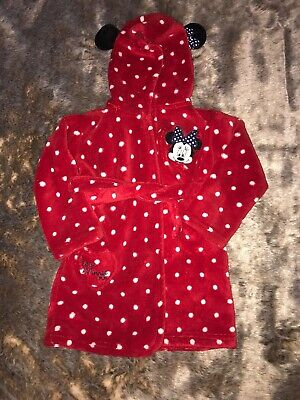 Dressing Gowns Disney Baby Dressing Gown Age 12-18 Months Nemo Gc A008 Baby