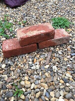 Reclaimed Soft Red Bricks