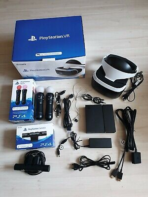 Sony PlayStation VR Brille Komplett Set Bundle