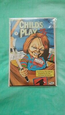 Childs Play 3 Comic Issue 2 Horror Chucky