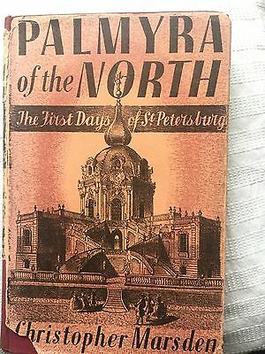 Palmyra Of The North St.Petersburg C Marsden Barnett Freedman DJ